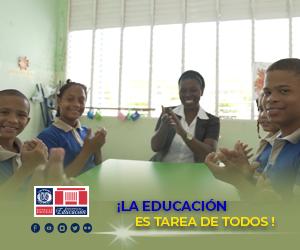 La Educacion es Tarea de Todos.
