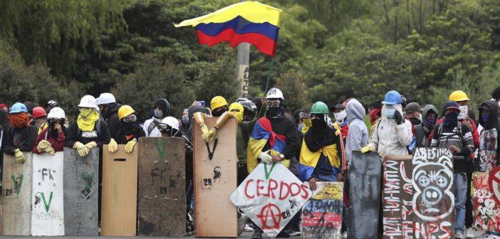 «No es posible tantas muertes» en Colombia