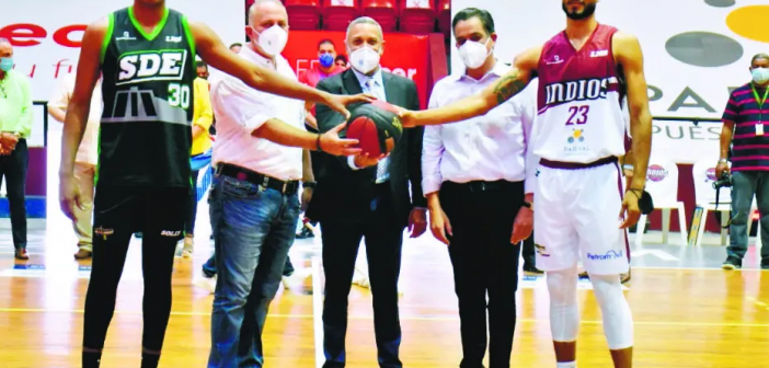 Basket profesional dominicano: Campeones Indios quedan ciegos de Soles