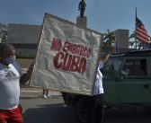 China exige a EE.UU.  levantar inmediatamente bloqueo a Cuba